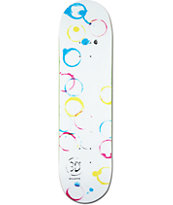 "3D Gillette Stains 8.125"" Skateboard Deck"