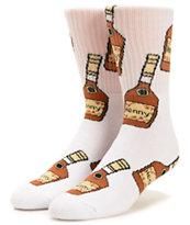 40s & Shorties Henny Crew Socks