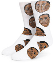 40s & Shorties Ice Cream Crew Socks