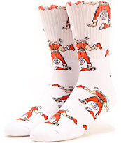 40s & Shorties Mrs. Claus Twerk Crew Socks