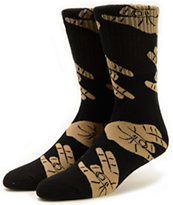 40s & Shorties Shocker Crew Socks