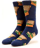 40s & Shorties Shoebox Crew Socks