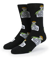 40s & Shorties Tequila Crew Socks
