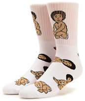 40s and Shorties Biggie Baby Crew Socks