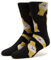 40s and Shorties Rollies Crew Socks