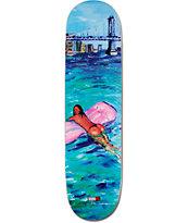 "5Boro Raft Chica Caliente 8.0"" Skateboard Deck"