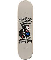 5Boro Reaper 5 Bit 8.0 Skateboard Deck
