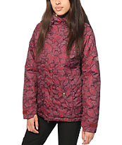 686 Authentic 4-EVA -After Paisley 10K Snowboard Jacket