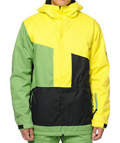 686 Authentic Prime 10K Insulated Snowboard Jacket