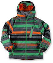 686 Boys Authentic Stance 8K Snowboard Jacket