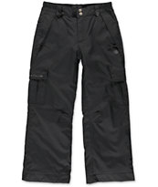 686 Boys Mannual Ridge Black 5K 2014 Snowboard Pants