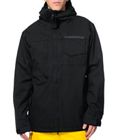 686 Legacy Black 10k 2014 Insulated Snowboard Jacket