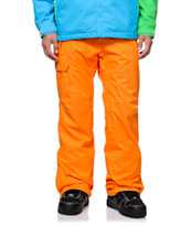 686 Mannual Data Orange 8k Snowboard Pant