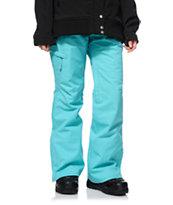 686 Patron Turquoise 10K Snowboard Pants