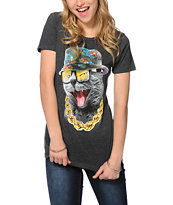 A-Lab Big Chief Cat T-Shirt