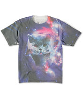 A-Lab Boys Giganticat White Sublimated T-Shirt