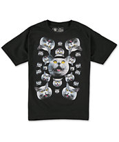 A-Lab Boys Kaleidocat T-Shirt