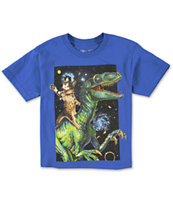 A-Lab Boys Raptor Ride Tee Shirt