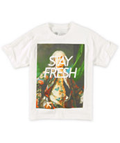 A-Lab Boys Stay Fresh Tee Shirt