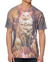 A-Lab Cat Majestic Sublimated T-Shirt