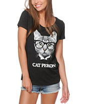 A-Lab Cat Person T-Shirt