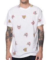 A-Lab Cool Catz White Tee Shirt