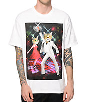 A-Lab Disco Cats T-Shirt