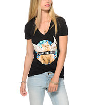 A-Lab Dreams Come True V-Neck T-Shirt