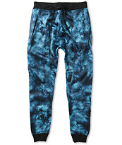 A-Lab Holla Tie Dye Jogger Pants