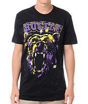 A-Lab Hustle Black T-Shirt