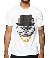 A-Lab Incognito Cat Tee Shirt