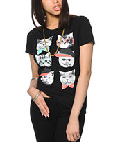 A-Lab Kitty Style Tee Shirt