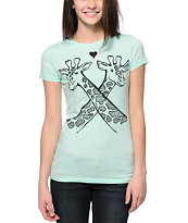 A-Lab Neck 2 Neck Mint T-Shirt
