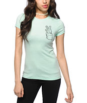A-Lab Peace Cactus T-Shirt