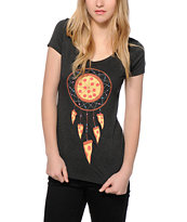 A-Lab Pizza Dreamcatcher T-Shirt