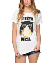 A-Lab Read Deal Cat T-Shirt