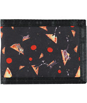 A-Lab Relief Money Black Bifold Wallet