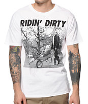 A-Lab Ridin Dirty Tee Shirt