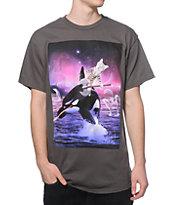 A-Lab Space Cat T-Shirt