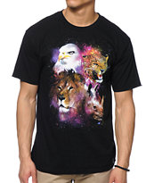 A-Lab Space Jungle Tee Shirt