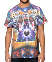 A-Lab Tiger Eclipse Sublimated Tee Shirt