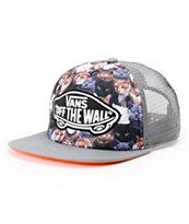 ASPCA x Vans Beach Girl Cat Trucker Hat