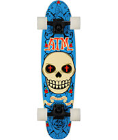 ATM Bigote 28 Pinner Cruiser Complete Skateboard