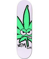 ATM Blood Shot Inverted 8.25 Skateboard Deck