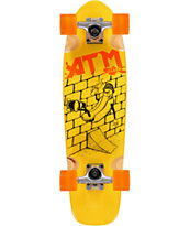 ATM Hot Dog Assorted Color 27 Complete Cruiser Skateboard
