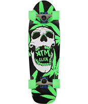 ATM Mouth Full 27 Cruiser Complete Skateboard