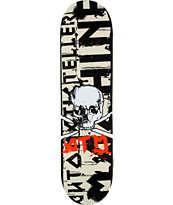 ATM Neo Punk Bone 8.0 Skateboard Deck