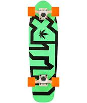 """ATM One Leaf 27"""" Cruiser Complete Skateboard"""