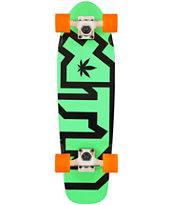 ATM One Leaf 27 Cruiser Complete Skateboard