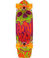"ATM Psychedelic Skull 29.75"" Cruiser Complete Skateboard"